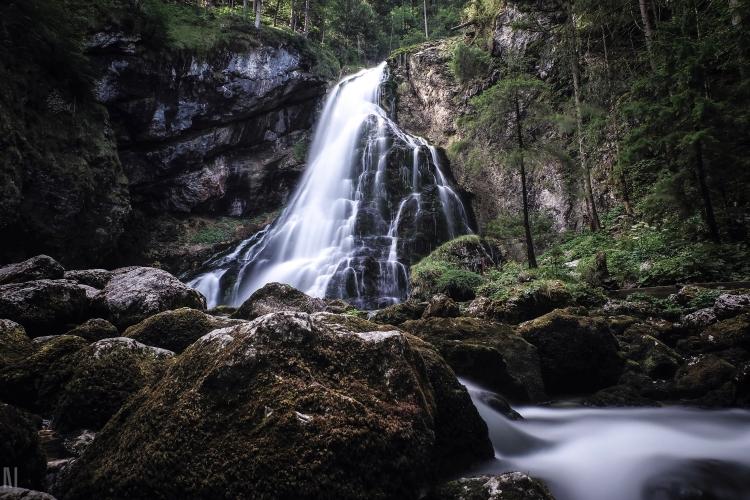 14_Wasserfall Goling